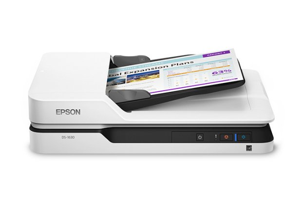 Scanner Epson WorkForce DS-1630 A4 Cod: B11B239401